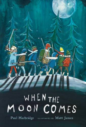 Children's Book: Hockey, Pond Hockey, Winter Sports